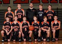 HS Boys Basketball - Freshmen Team