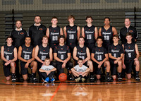 HS Boys Basketball - Varsity Team